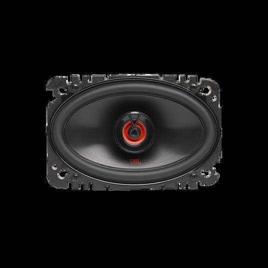 Club 6422F - Black - Front