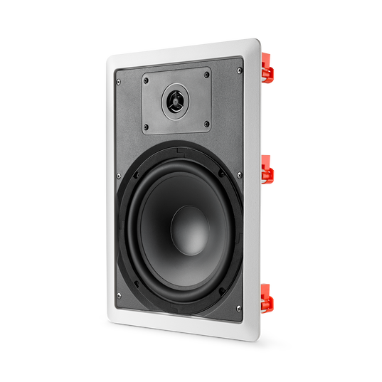 "C-8IW - White - 8"" In-Ceiling & In-Wall Loudspeaker - Front"