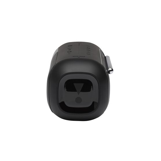 JBL Tuner 2 FM - Black - Portable FM radio with Bluetooth - Left