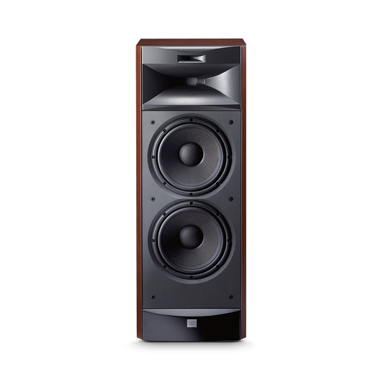 "JBL S3900 - Cherry - 3-way Dual 10"" (250mm) Floorstanding Loudspeaker - Front"