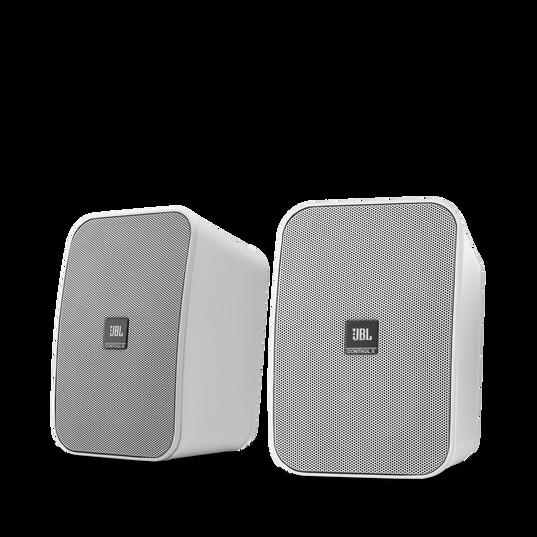 """JBL Control X - White - 5.25"""" (133mm) Indoor / Outdoor Speakers - Hero"""