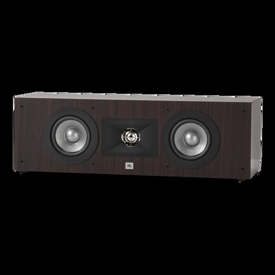 """Studio 225C - Brown - 2.5-way Dual 4"""" Center Channel Loudspeaker - Front"""