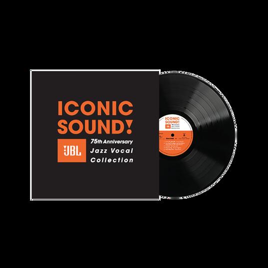 ICONIC SOUND! - The JBL 75th Anniversary Jazz Vocal Collection - Black - JBL創立75周年記念ジャズ・ヴォーカル・コレクション - Hero