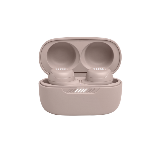 JBL Live Free NC+ TWS - Rose - True wireless in-ear NC headphones - Detailshot 3
