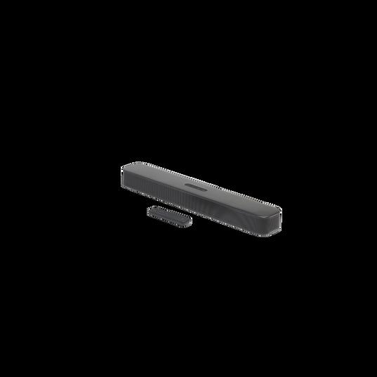 Bar 2.0 All-in-One - Black - Compact 2.0 channel soundbar - Hero