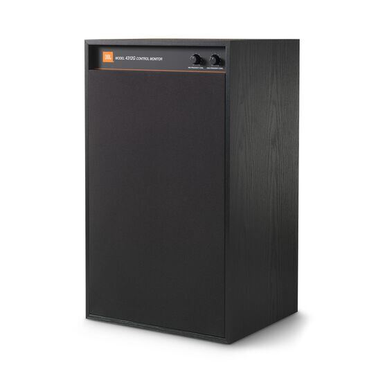 4312G - Black - 12-inch (300mm) 3-way Studio Monitor Bookshelf Loudspeaker - Detailshot 2