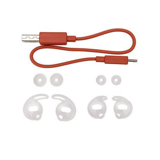 JBL REFLECT FLOW - Teal - True wireless sport headphones. - Detailshot 2