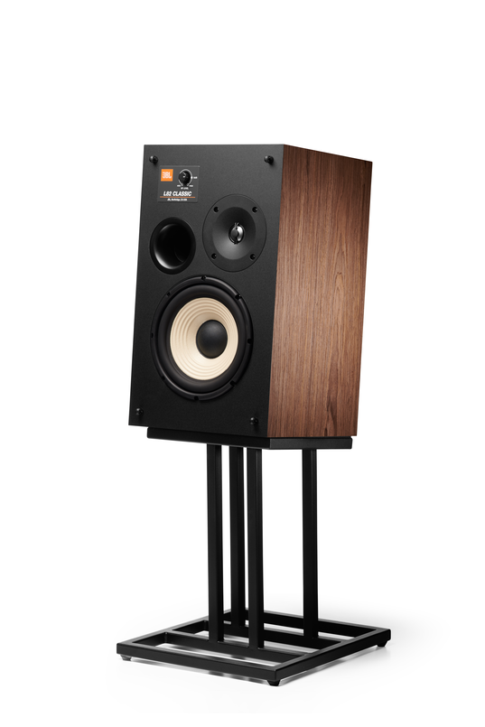 "L82 Classic - Orange - 8"" (200mm) 2-way Bookshelf Loudspeaker - Detailshot 3"