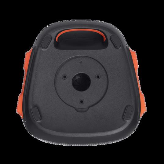 JBL Partybox 110 - Black - Portable party speaker with 160W powerful sound, built-in lights and splashproof design. - Detailshot 7