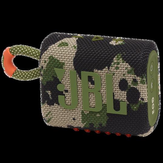 JBL GO 3 - Squad - Portable Waterproof Speaker - Hero