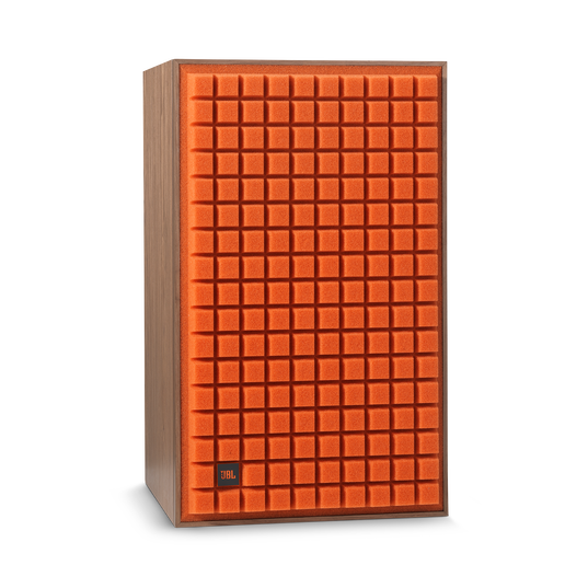 "L100 Classic - Orange - 12"" (300mm) 3-way Bookshelf Loudspeaker - Detailshot 3"