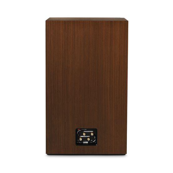 "4367 - Cherry - 2-way 15"" (380mm) Floorstanding Studio Monitor Loudspeaker - Back"