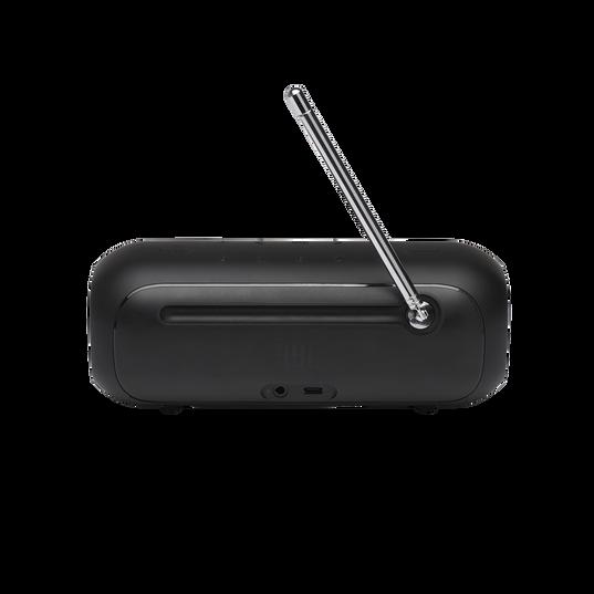 JBL Tuner 2 FM - Black - Portable FM radio with Bluetooth - Back