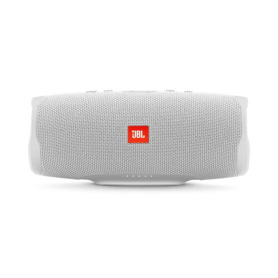 JBL Charge 4 - White - Portable Bluetooth speaker - Hero
