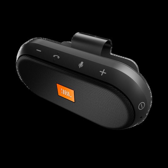 JBL Trip - Black - Visor Mount Portable Bluetooth Hands-free Kit - Detailshot 4