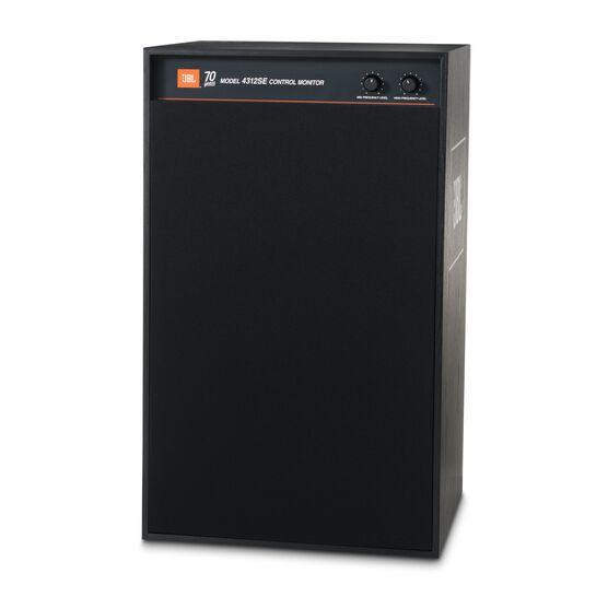 4312SE - Black - JBL 4312SE Studio Monitor Bookshelf Loudspeaker - Detailshot 4