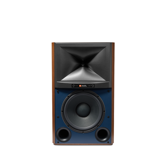 4349 - Walnut - 12-inch (300mm) 2-way Studio Monitor Loudspeaker - Detailshot 1