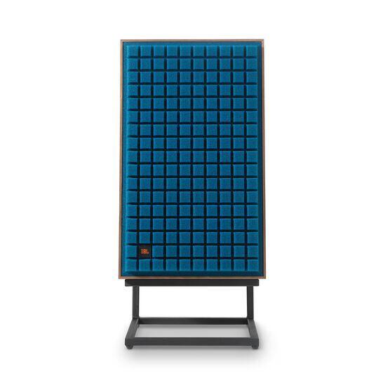 "L100 Classic - Blue - 12"" 3-way Bookshelf Loudspeaker - Front"