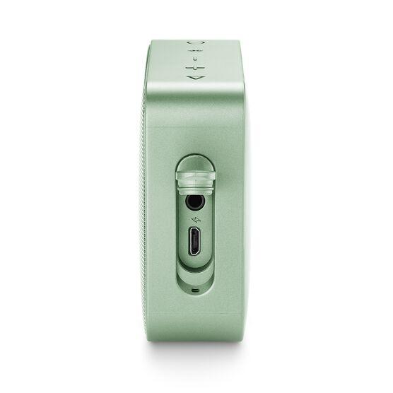 JBL GO 2 - Seafoam Mint - Portable Bluetooth speaker - Detailshot 4