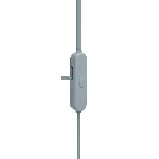 JBL TUNE 115BT - Grey - Wireless In-Ear headphones - Detailshot 4