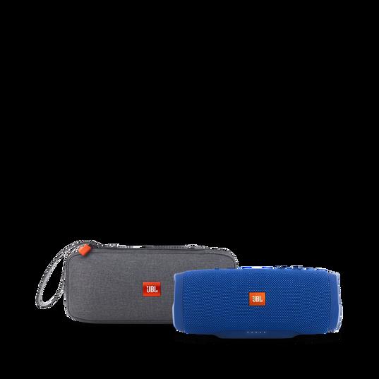 JBL Charge 3 Case - Grey - Carrying Case for JBL Charge 3 - Detailshot 1