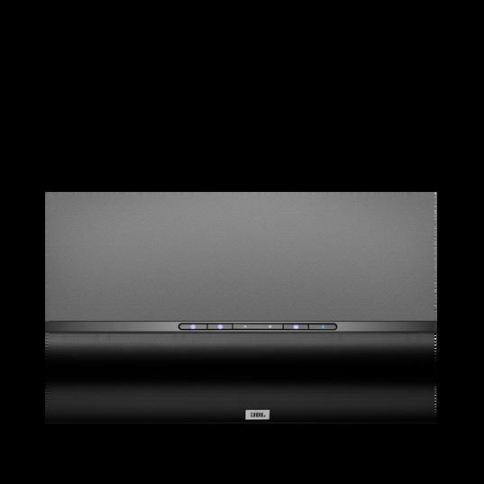 JBL Cinema Base - Black - Home cinema 2.2 all in one soundbase for television - Detailshot 4