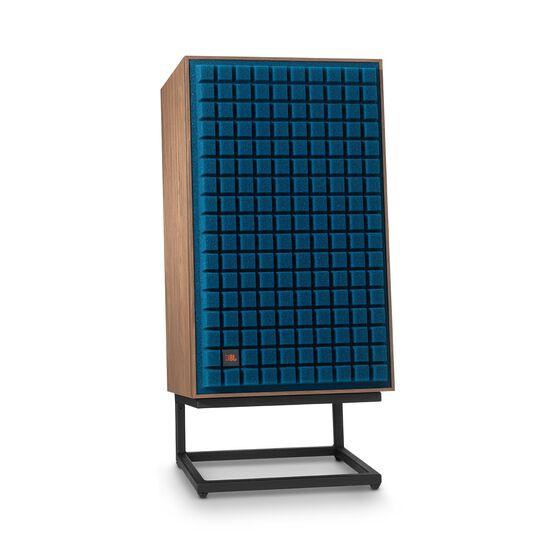 "L100 Classic - Blue - 12"" 3-way Bookshelf Loudspeaker - Detailshot 4"