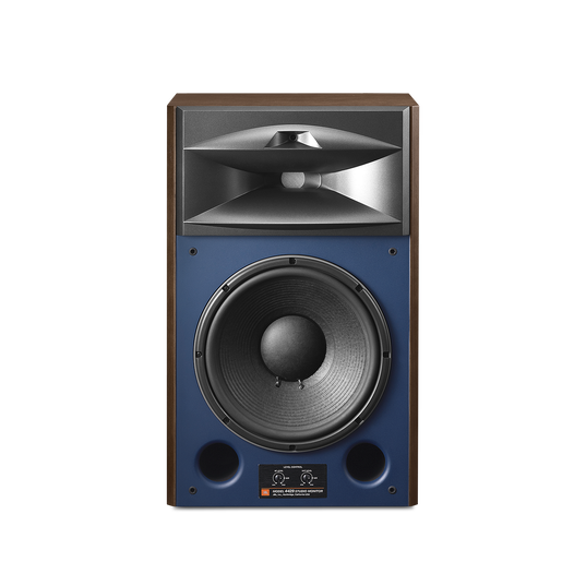 "4429 - Cherry - 12"" (300mm) 3-way, compression-driver monitor loudspeaker - Front"