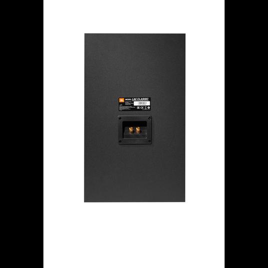 "L82 Classic - Orange - 8"" (200mm) 2-way Bookshelf Loudspeaker - Back"