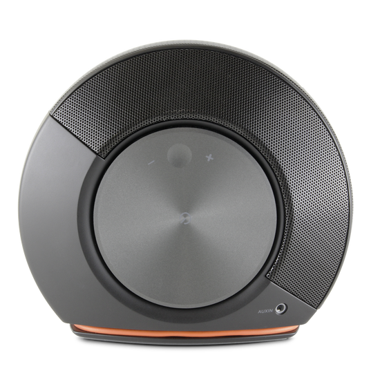 JBL Pebbles - Black - Plug and play 2.0 audio system - Front