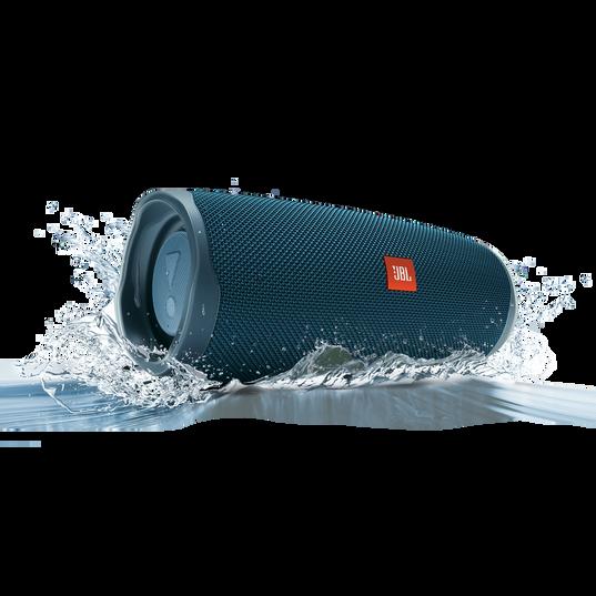 JBL Charge 4 - Blue - Portable Bluetooth speaker - Detailshot 5