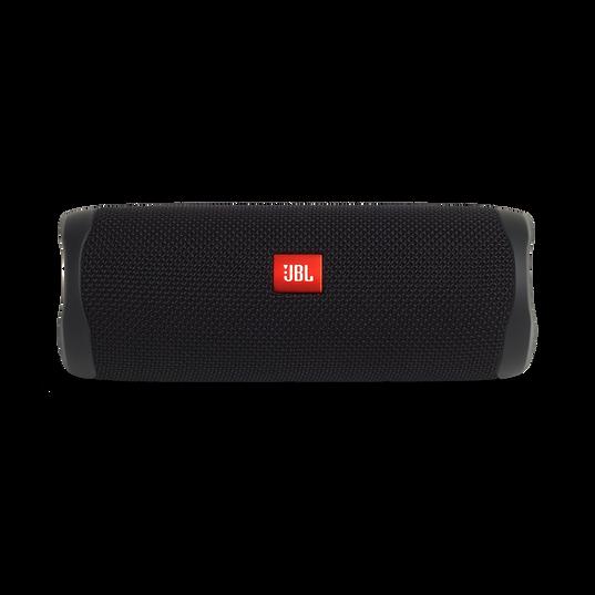 JBL FLIP 5 - Black Matte - Portable Waterproof Speaker - Front