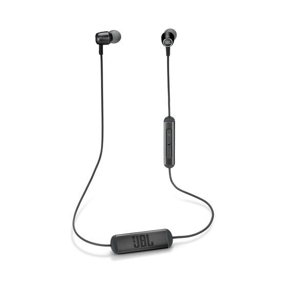 JBL Duet Mini - Black - Wireless In-Ear headphones. - Kabellose In-Ear-Kopfhörer. - Hero