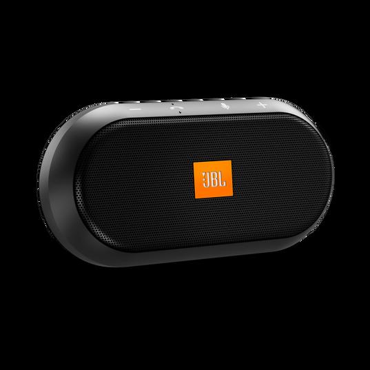 JBL Trip - Black - Visor Mount Portable Bluetooth Hands-free Kit - Hero