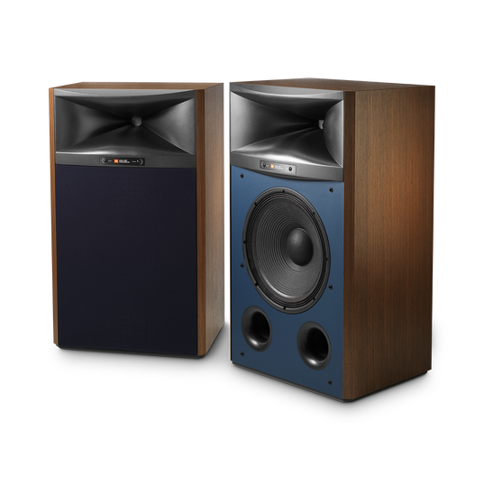 "4367 - Cherry - 15"" (380mm) 2-way Floorstanding Studio Monitor Loudspeaker - Detailshot 3"