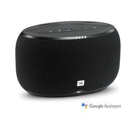 JBL Link 300 - Black - Voice-activated speaker - Hero