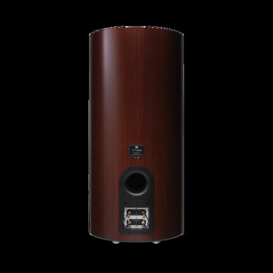 "K2 S9900 - Zebra wood - 3-way 15"" (380mm) Floorstanding Loudspeaker - Back"