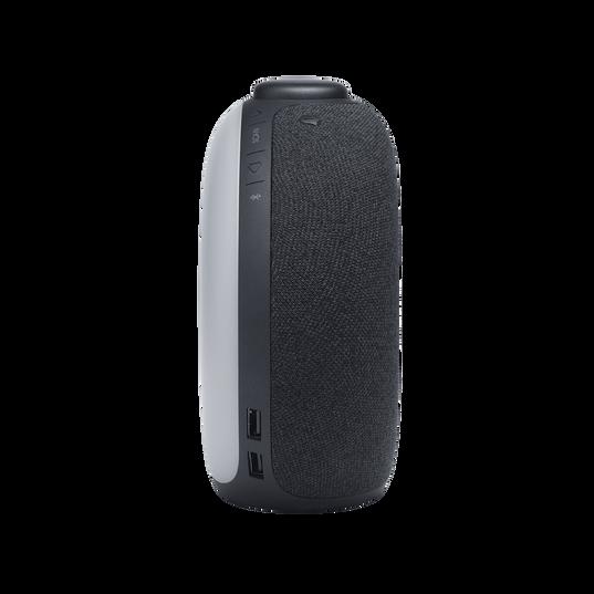 JBL Horizon 2 FM - Black - Bluetooth clock radio speaker with FM - Right