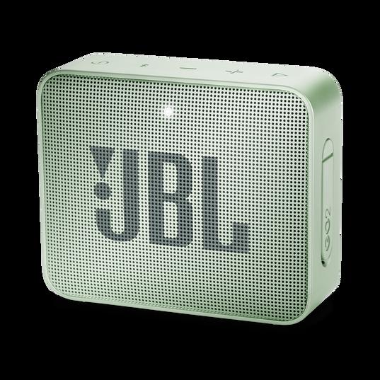 JBL GO 2 - Seafoam Mint - Portable Bluetooth speaker - Hero