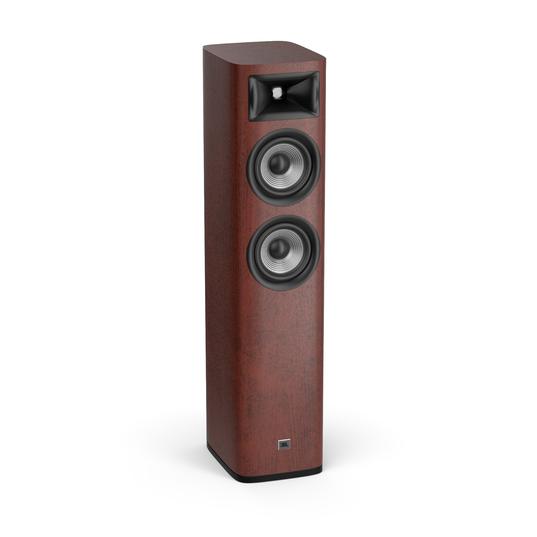 JBL STUDIO 680 - Wood - Home Audio Loudspeaker System - Detailshot 1