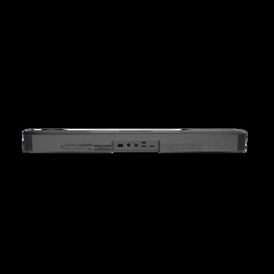 Bar 5.0 MultiBeam - Grey - 5.0 channel soundbar with MultiBeam™ technology and Virtual Dolby Atmos® - Back