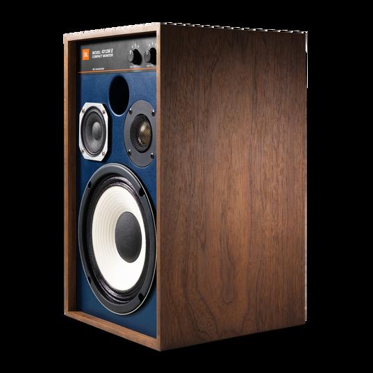 "4312MII - Brown - 5.25"" 3-way Studio Monitor Loudspeaker - Detailshot 3"