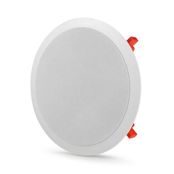 "C-8IC - White - 8"" In-Ceiling & In-Wall Loudspeaker - Hero"