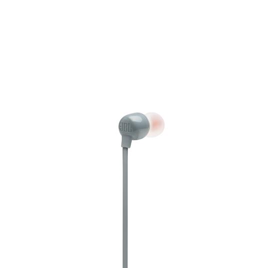 JBL TUNE 115BT - Grey - Wireless In-Ear headphones - Back