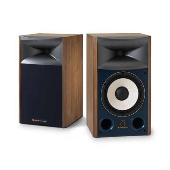 4306 - Walnut - 8-inch (200mm) 2-way Studio Monitor Loudspeaker - Hero