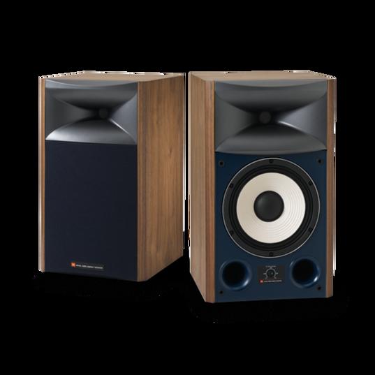 4306 - Walnut - 8-inch (200mm) 2-way Studio Monitor Loudspeaker - Hero