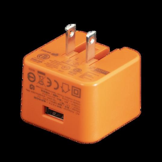 JBL USB AC adapter 5V/2.3A - Orange - Detailshot 1