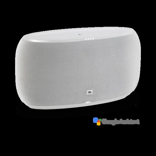 JBL Link 500 - White - Voice-activated speaker - Hero