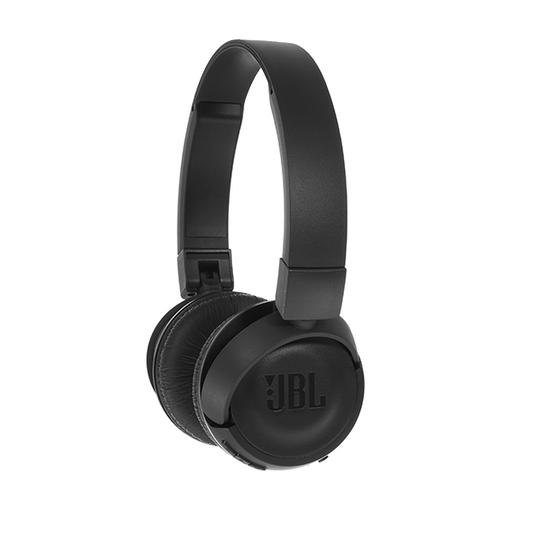 JBL T450BT - Black - Wireless on-ear headphones - Detailshot 15