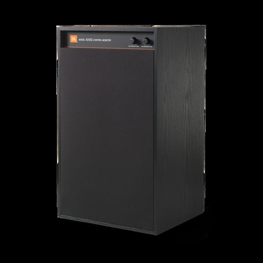 4312G - Black - 12-inch (300mm) 3-way Studio Monitor Bookshelf Loudspeaker - Detailshot 2